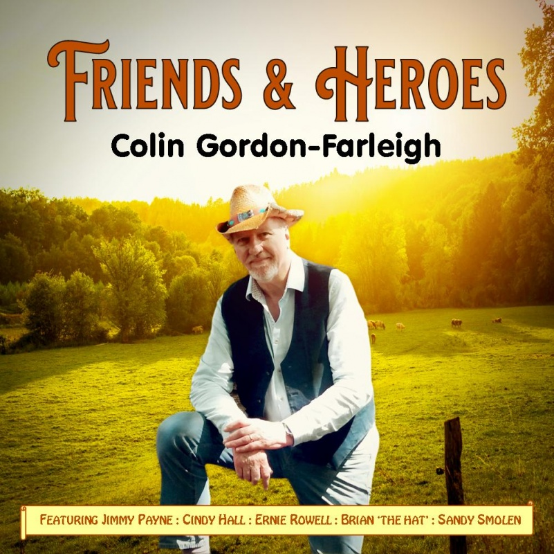 Everywhere I Go – Colin Gordon-Farleigh