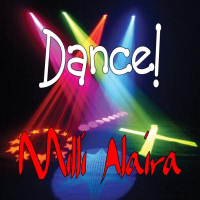 Dance! - Milli Alaira Front Cover - Copy