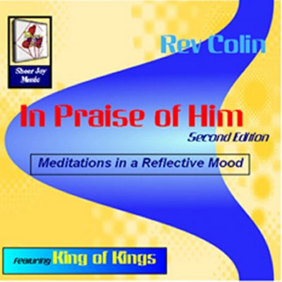 In Praise of Him (2nd Edition) Front - Copy